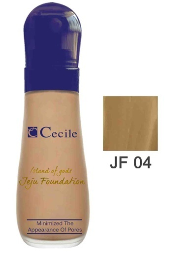Cecile İsland Of Gods Jeju Foundation Jf04 Ten